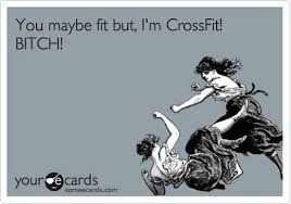 Crossfit Quotes Adorable You Maybe Fit But I'm CrossFit Fitness Quotes IMG