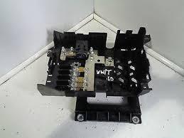 fuses fuse boxes gentlemen of salvage 2007 2010 vw touareg 3 0 tdi 7l main fuse box board 7l0937548c