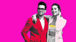 Had just a solid cry. Schitt S Creek Stars Daniel Levy And Annie Murphy On Playing Tv S Best Siblings