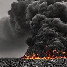 Image result for tire fire gif