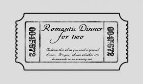 Romantic Date Invitation Template Romantic Date Night Invitation Template