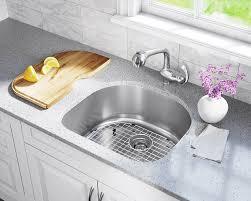 2421 D Bowl Stainless Steel Kitchen Sink