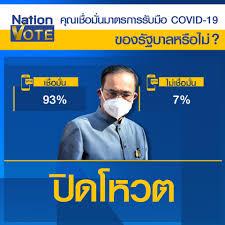 Nationtv Live - สรุปผลโหวต Nation Vote...