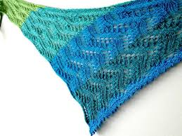 Knit Shawl Pattern Delectable Top 48 Free Shawl Knitting Patterns