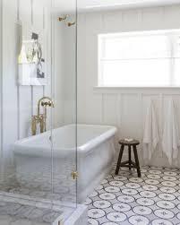 Tile Entire Bathroom Historic Mosaic Patterns For Serviceable Floors Arts Crafts