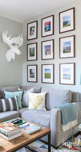 Wall Decor For Small Living Room 17 Best Images About I Decorate On Pinterest House Tours Design