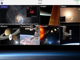Ipad Star Chart App Nasa Apps For Smartphones Tablets And Digital Media Players