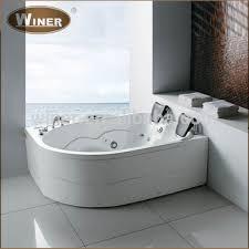 two person freestanding tub absurd 67 x 32 soaking bathtub wayfair interior design 24