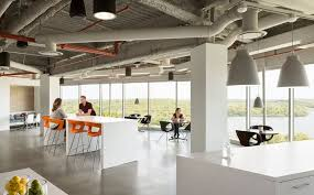 Cool office spaces Old Building Fortune More Cool Office Space
