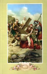 Resultado de imagen para estaciones del via crucis con imagenes