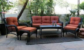 picture of sierra 6 pc outdoor living room
