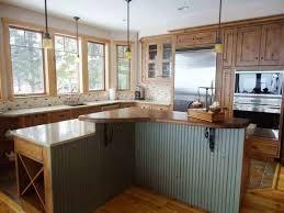 wood plank kitchen countertops beautiful diy wide plank butcher block countertops diy wood bar counter