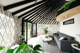 Build And Design A House Do It Yurtself A Modern Yurt You Can Build Yourself