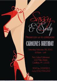 60 birthday invitations shoe 60th birthday invitation women s sassy sixty birthday