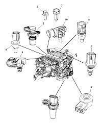 2010 dodge journey sensors engine thumbnail 1