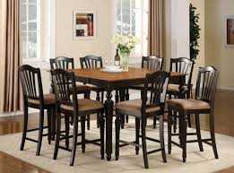 unique dining room furniture. Unique 7pc Square Counter Height Dining Room Table Set 6 Stool - Furniture