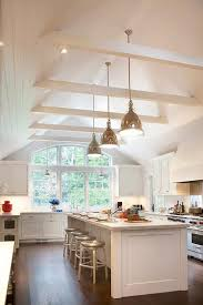 vaulted kitchen ceiling lighting. Fine Kitchen Adorable Lighting For Vaulted Kitchen Ceiling And Best 10  Ideas On Home Design And L