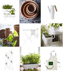 Plant Interior Design Enchanting New From Ikea 48 Essentials For Small Space Gardens Gardenista