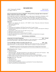 4+ resume career summary