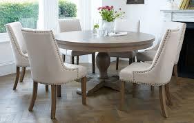 balm classic 6 seater round dining set