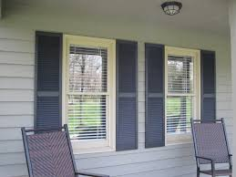 Front Door & Shutters contemporary-exterior