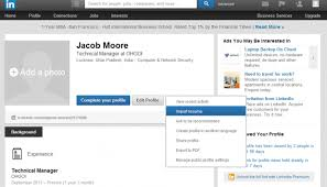 29 How upload resume on linkedin photos How Upload Resume On Linkedin  Current Screnshoots Asi 4