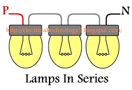 how to wire lights in parallel with switch diagram how to wire Wiring Receptacles In Series how to wire lights in series? electrical technology how to wire lights in parallel with wiring receptacles in series vs parallel