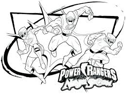 Power Rangers Coloring Pages Free Power Rangers Coloring Sheets