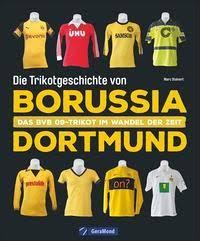 Borussia dortmund gastiert heute in der bundesliga bei hertha bsc. Geramondverlag Steinert Marc Die Trikotgeschichte Von Letzshop