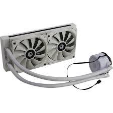 <b>ID</b>-<b>Cooling</b> < ID-CPU-<b>FROSTFLOW X</b> 240 SNOW> — купить в ...