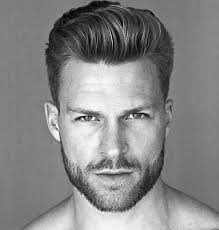 short hairstyles for very thick hair for males