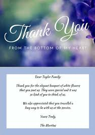 Thank You After Funeral 33 Best Funeral Thank You Cards Quotes Pinterest Funeral