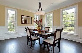 dining room chandelier height