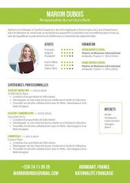 cv template word francais cv resume template word sharing us templates