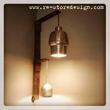 ana white barn wood vintage pendant lights diy projects