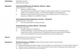 Free Download Sample Interior Design Resume Best Resume Collection ...