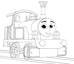 Thomas The Train Printable Coloring Pages Coloring Pages Printable
