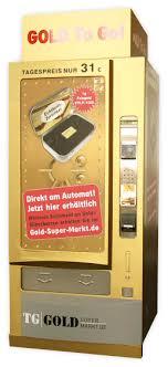 Gold Vending Machine Locations Amazing Vending Machine Dispenses Gold Bars To Go