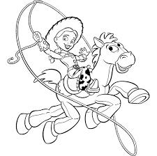 Kleurplaat Toy Story 12