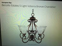 hampton bay 5 light chandelier bronze used bay estates 5 light bronze chandelier screenshot in midland hampton bay 5 light chandelier bronze bay patina
