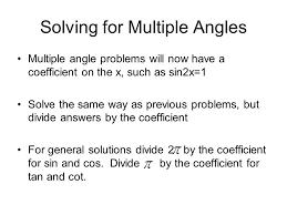 13 solving