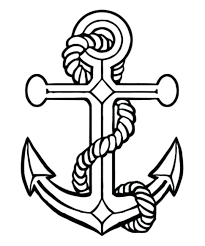 pictures of anchors to color anchor coloring page day of the seafarer anchor coloring pages bulk color free in coloring pages pictures of colorful anchors