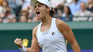 Barty and Jabeur's Wimbledon hopes ...
