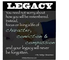 Legacy Quotes