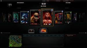 dota 2 custom loading screen heroes selection music heroes