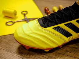 however professionals had an advantage in comparison to the rest of footballers they could choose to wear the leather version of the adidas predator 18 1