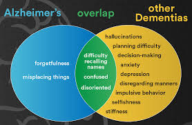 Difference Between Alzheimer S And Dementia Chart Dementia Vs Alzheimers What Is The Difference