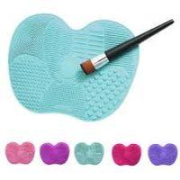 silicone makeup brush cleaner. silicone makeup brush cleaner pad washing scrubber board