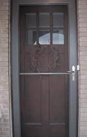 storm door to screen door signs of spring best full view storm doors bungalow bungahigh