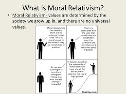 moral relativism essay example